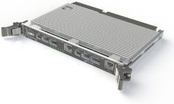 Ensemble HDS6502: Rugged, OpenVPXTM High Density Server (HDS) data/graphics processing module