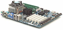Chassis Plans Long Life Industrial Motherboard