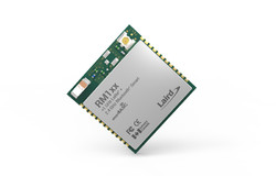 First LoRa+BLE wireless module for IoT
