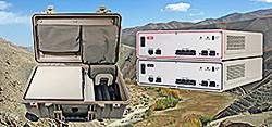 SKiNET M3000 Mobile Satcom System
