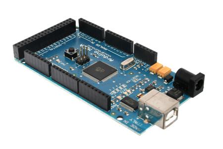 Arduino development boards: The Mega