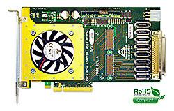 XMCe to PCIe 8Lane