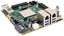 Aldec's TySOM-3A-ZU19EG embedded system development board supports the early co-development and co-verification of hardware and software.
