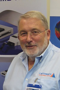 Barry Lock, UK Manager, Lauterbach
