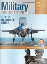 Military Embedded Systems - September 2012