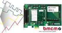 PCIe with analog MDA module