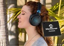 Microchip\'s IS2064 is in Audeze Mobius Gaming Headphones
