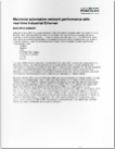 white paper maximize automation network performance with real-time industrial ethernet