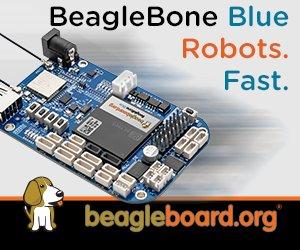 Meet BeagleBone® Blue  Robots  Fast  - Embedded Computing Design