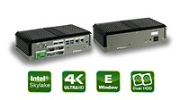 ECN-360A-ULT3 – FANLESS EMBEDDED PC WITH E-WINDOW FUNCTION