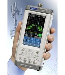Saelig\'s 6GHz Spectrum Analyzer by AIM-TTi