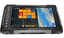 Chassis Plans' new ultra-rugged MTB-7 tablet is designed for use by mobile workers in harsh environments