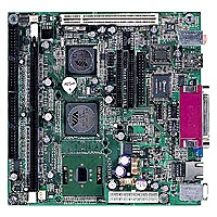 the new Intel Ultra Low Voltage Celeron Mini-ITX Motherboard