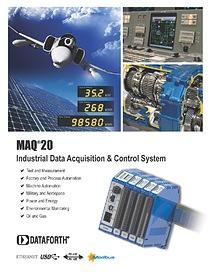 New MAQ®20 Brochure
