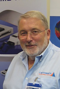 Barry Lock, UK Manager - Lauterbach
