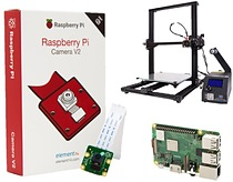 This image sensor is custom designed to add-on to the Raspberry Pi. Perfect for any projects that require the capturing of images with Raspberry Pi.