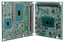 Portwell PCOM-B643VG & PCOM-B644VG: Type 6 COM Express modules featuring 7th Gen Intel Core processors
