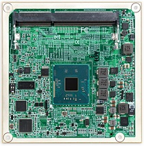 Portwell PCOM-636VG: A Type 6 COM Express Compact module featuring Intel Celeron and Pentium processor N3000 series