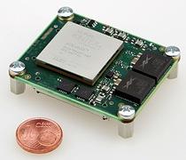 Sundance's KU35 SoM module with Xilinx Kintex Ultrascale FPGA