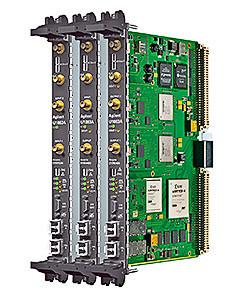 Agilent U1083A, 10- and 14-bit High-Speed VME/VXS Modules