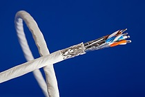 GORE® Aerospace Ethernet Cables Photo: W. L. Gore & Associates, Inc.
