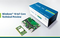Toradex_Windows 10 IoT Core Technical Preview