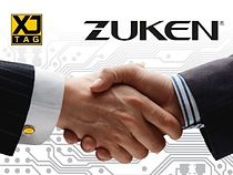 Zuken® and XJTAG®, a leader in boundary scan and design for test technology, have entered into a partnership to enhance Zuken's CR-8000.