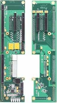 Chassis Plans 2U PCI Express Backplane