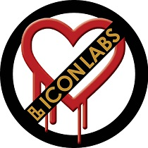 our IIcon Labs\' Iconfidant SSL solution is not affected by Heartbleed