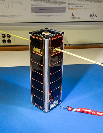 Small satellites increasingly tapping COTS components