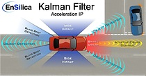 EnSilica launches Kalman Filter acceleration IP core for advanced driver assistance systems (ADAS)