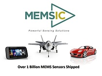 MEMSIC sensing technology is used in almost every electronic device