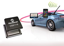 Volvo is using using Microchip's OS81110 Intelligent Network Interface Controllers (INICs) in its all-new Volvo XC90 model.