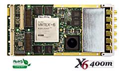 X6-400M PMC/XMC Module