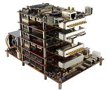 EBX SBC with multiple EMC2 I/O Board