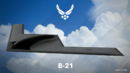 Long Range Strike Bomber, B-21, concept unveiled by Air Force