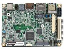 Portwell PICO-6260: A Pico-ITX form factor embedded system board featuring Intel Atom processor E3900 series and Intel Celeron processor N3350, up to 8GB DDR3L SDRAM, USB 3.0, mSATA, multiple high-resolution 4K videos