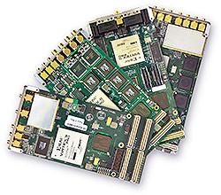 PMC/XMC FPGA Cards