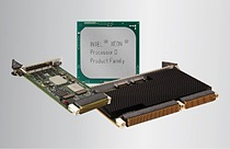 RUGGED 3U CHAMP-XD1 AND 6U CHAMP-XD2 OPENVPX MODULES FEATURE THERMAL INTERCONNECTS OPTIMIZED TO TAKE FULL ADVANTAGE OF NEW INTEL® XEON® PROCESSORS