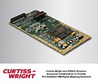 Verified Support for IData® Tool Suite and IData® Map Plug-in on Curtiss-Wright's  XMC-715 Graphics Controller and VME-186 Single Board Computer provided under Curtiss-Wright's new System Ready Application Initiative
