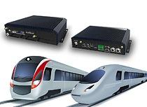 IRS-100-ULT3 – Railway Surveillance System with Skylake SoC
