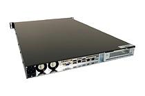 Rear View of Stealth 1U Rack Server
