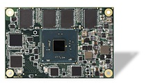 conga-MA4 extends congatec\'s portfolio of credit card-sized computer modules by integrating the new 14 nm Intel® Pentium® and Celeron® processors (codenamed Braswell) on COM Express Mini modules.
