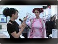 Interactive dress powered by Renesas RX microcontroller on Embedded World exhibition