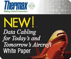 White Paper: Data Cabling for Today\'s and Tomorrow\'s Aircraft