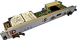 ATCA-RT01 Advanced RTM w/ Video & Storage
