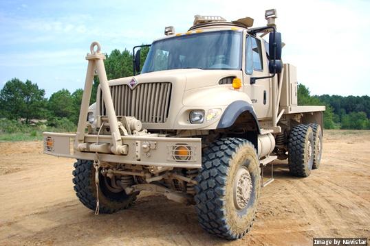 0ab7a8cfdbdb45 Navistar Defense to deliver 115 medium tactical vehicles to Iraq ...
