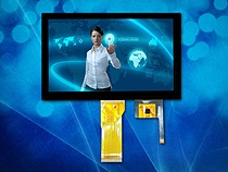 Tianma NLT USA's new 7.0-inch TFT LCD offers integrated PCAP touch technology at a lower cost than similar modules